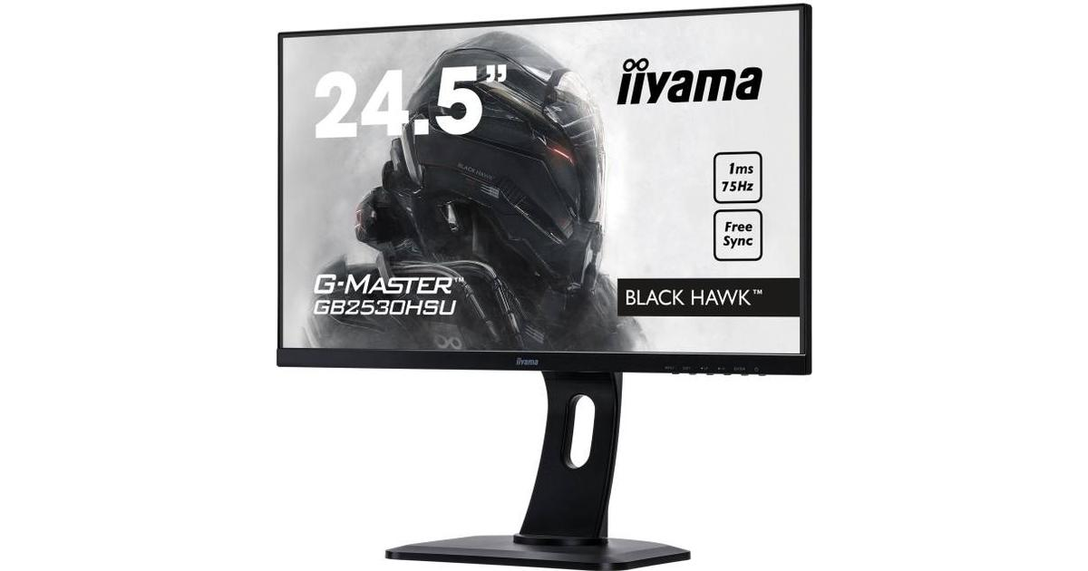 Iiyama GB2530HSU-B1 • Find lowest price (3 stores) at PriceRunner »
