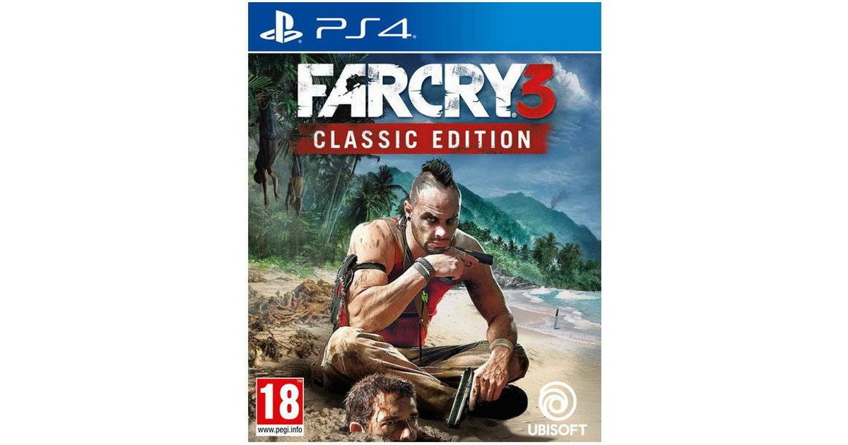 Far Cry 3 Classic Edition Ps4 Game Compare Prices 5 Stores
