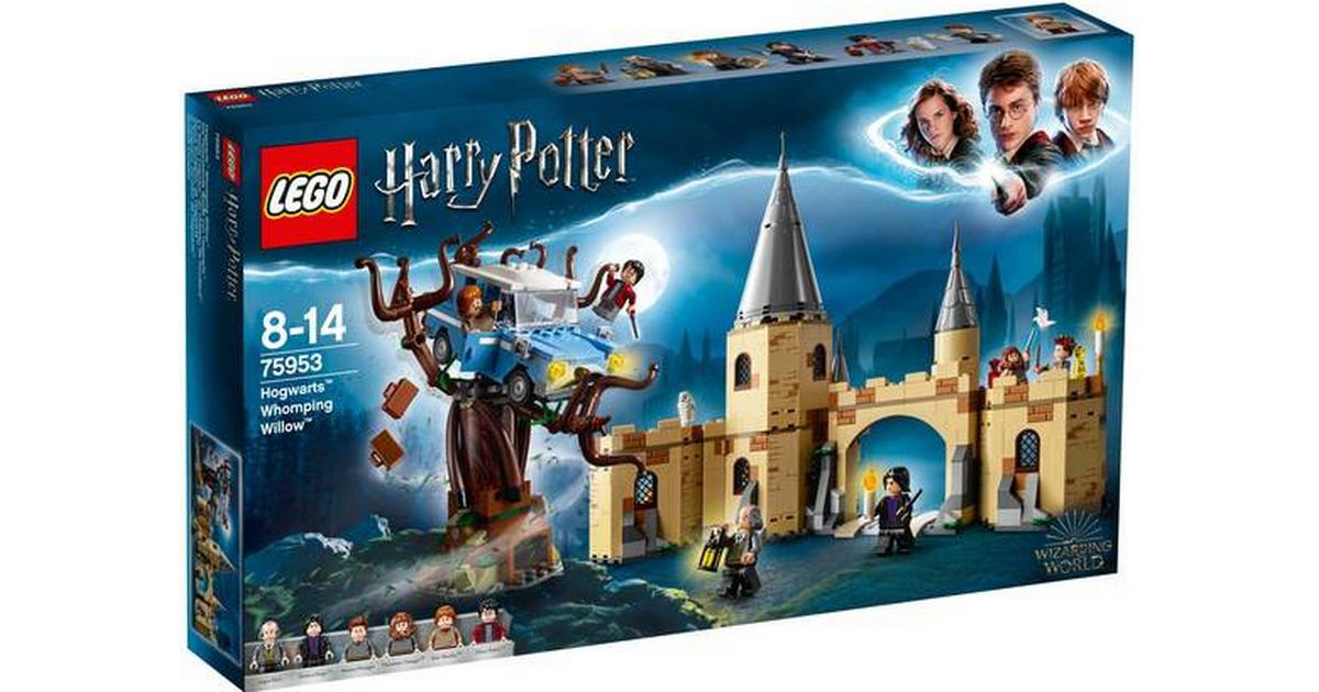 75953 LEGO Harry Potter Hogwarts Whomping Willow Set with 753 Pieces Age 8+