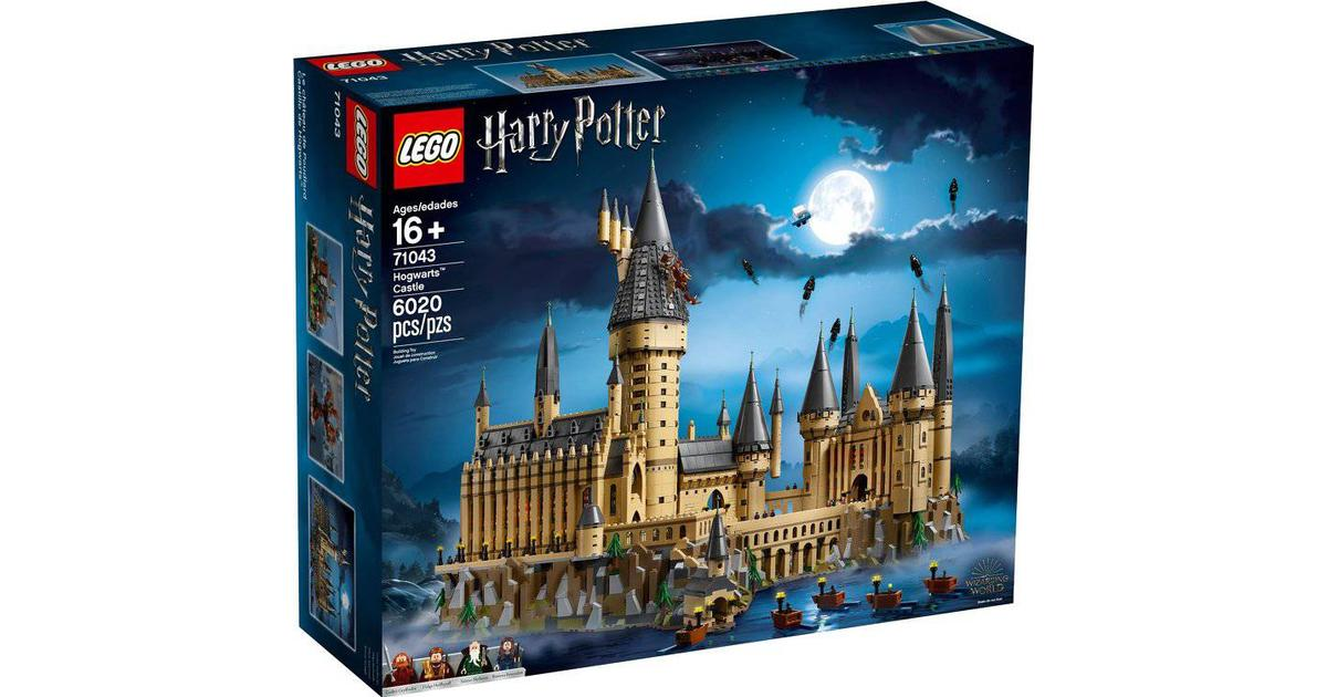 lego harry potter hogwarts castle 71043 • compare prices now