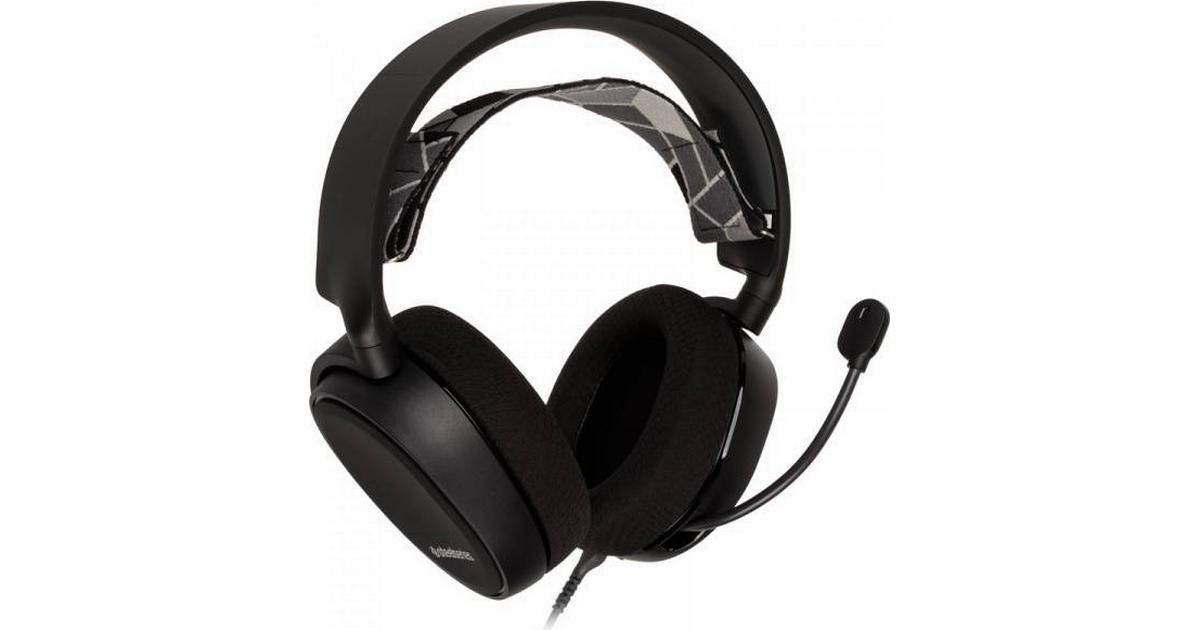 Black Arctis 3 Console 2019 Edition Wired Stereo Gaming Headset SteelSeries