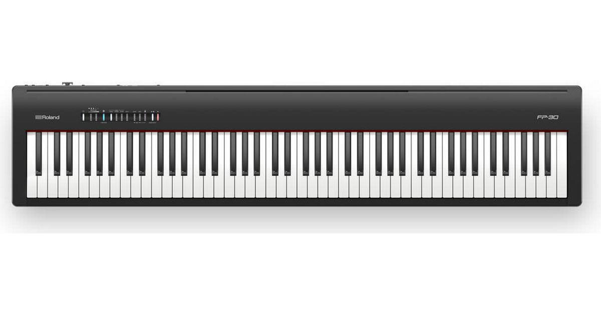 Roland Fp 30 Find The Lowest Price 12 Stores At Pricerunner
