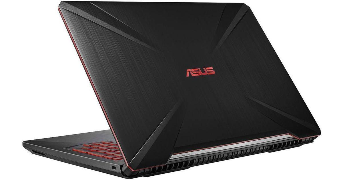 ASUS TUF Gaming FX504GD-E4603T 15 6