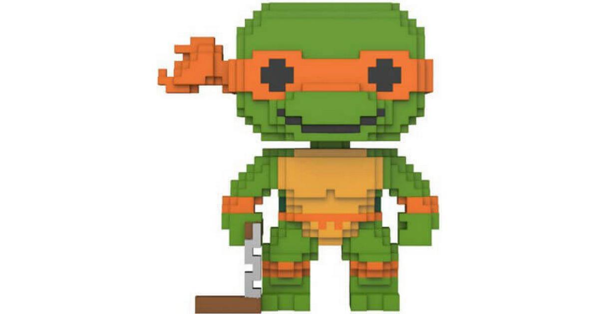 Vinyl Teenage Mutant Ninja Turtles TMNT Donatello 8-Bit Pop