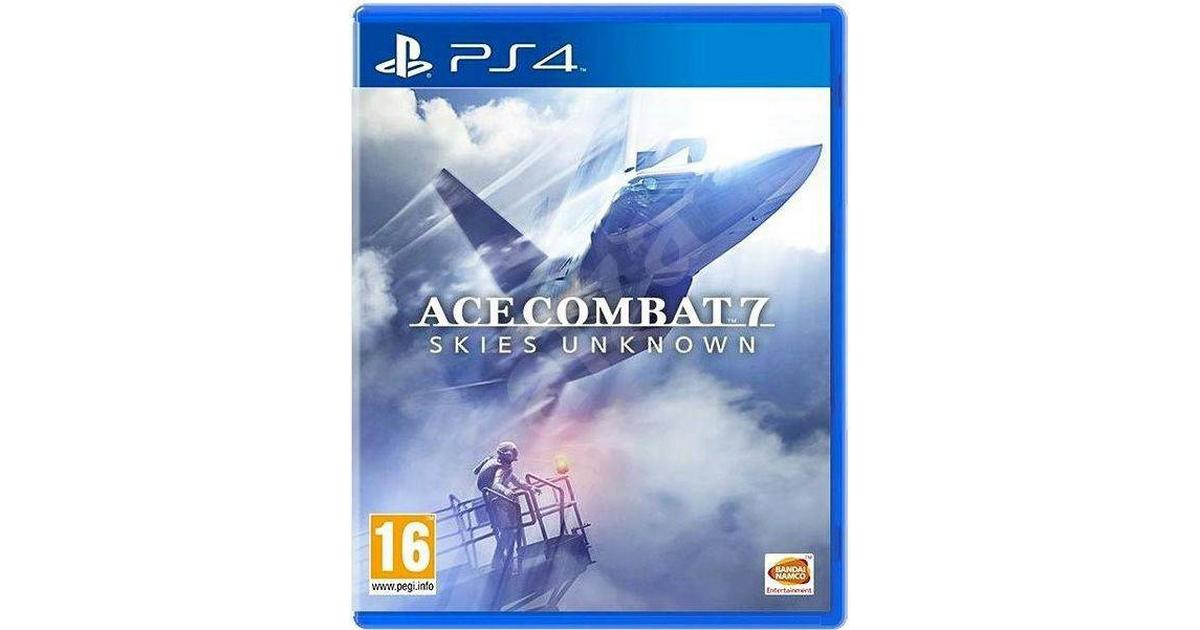 Ace Combat 7 Skies Unknown Ps4 Game Compare Prices 14 Stores
