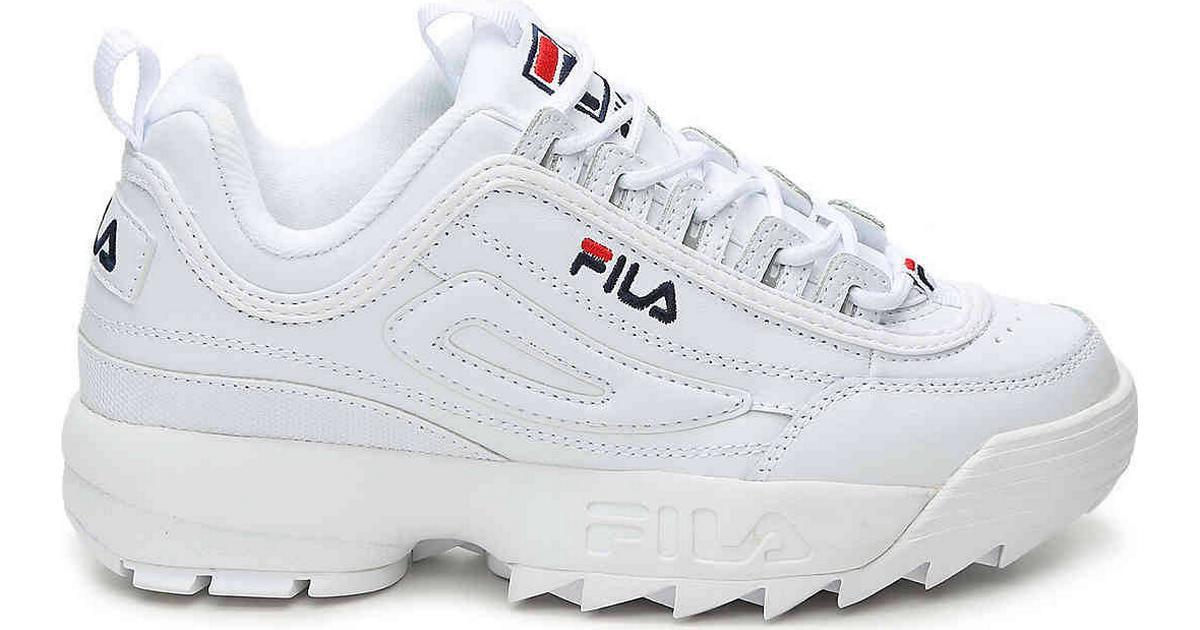 Fila Disruptor II Premium W - White