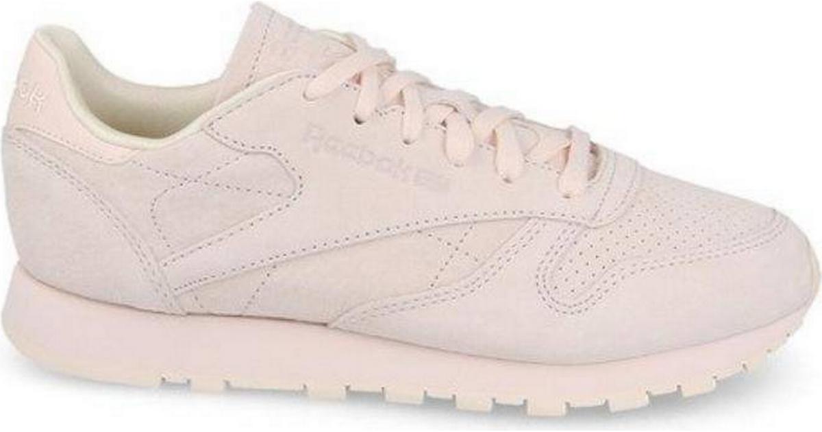 Reebok Classic Leather NBK Pale PinkChalk Pink