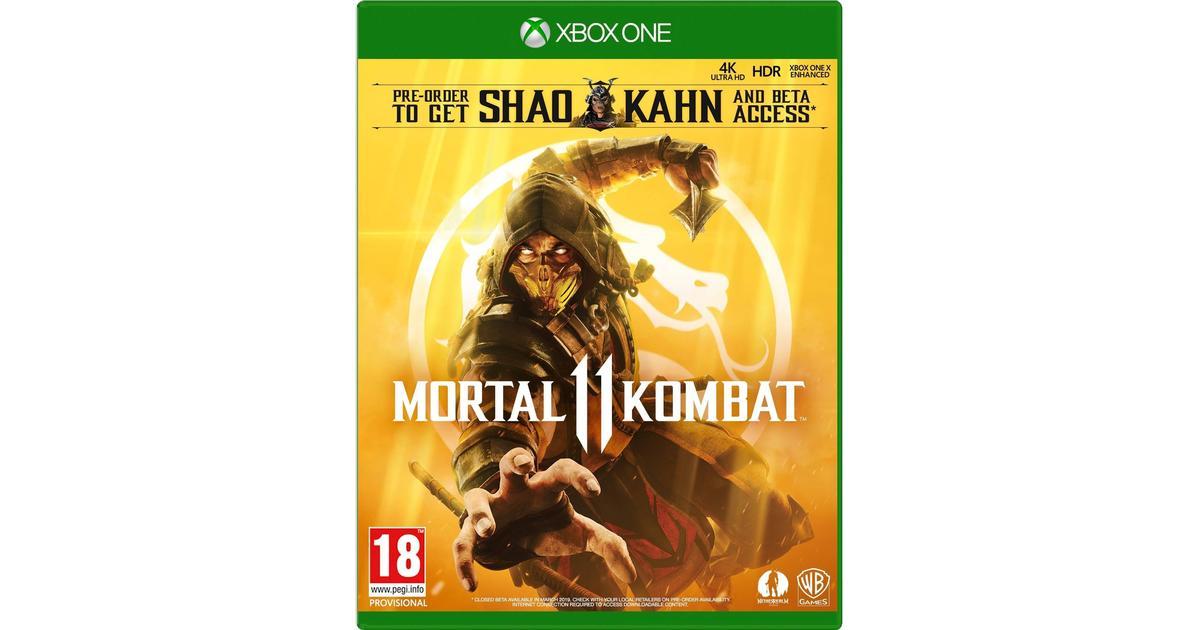 mortal kombat 11 aftermath xbox one digital
