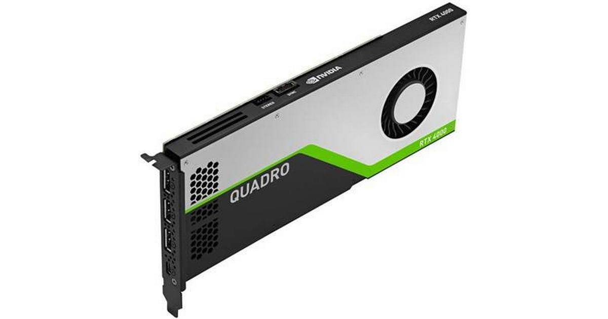 PNY NVIDIA Quadro RTX 4000 (VCQRTX4000-PB)