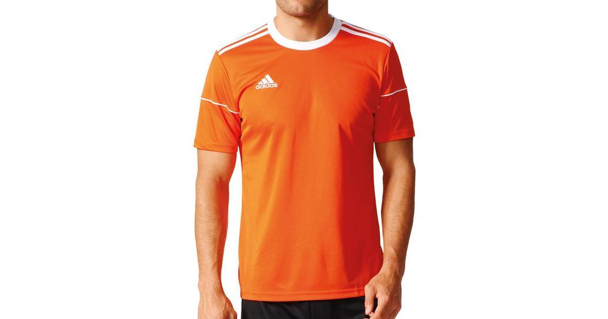 Adidas Squadra 17 Jersey Men - Orange/White • See Price