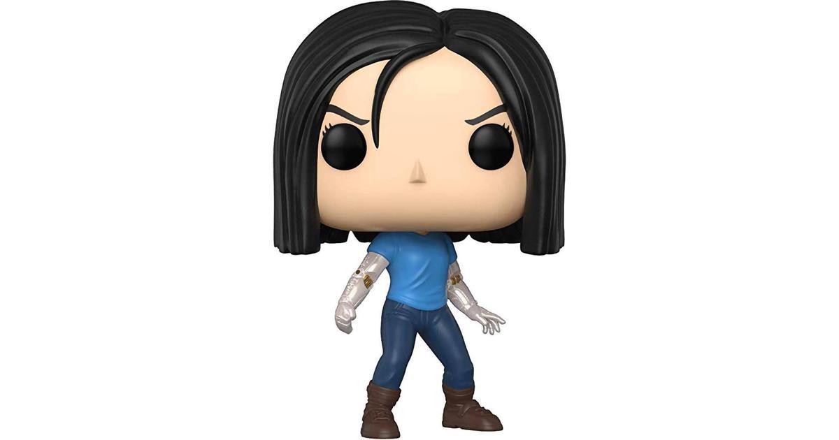 Alita Battle Angel Alita S1-Bambola nella casella Nuovo di Zecca Funko-Pop Film