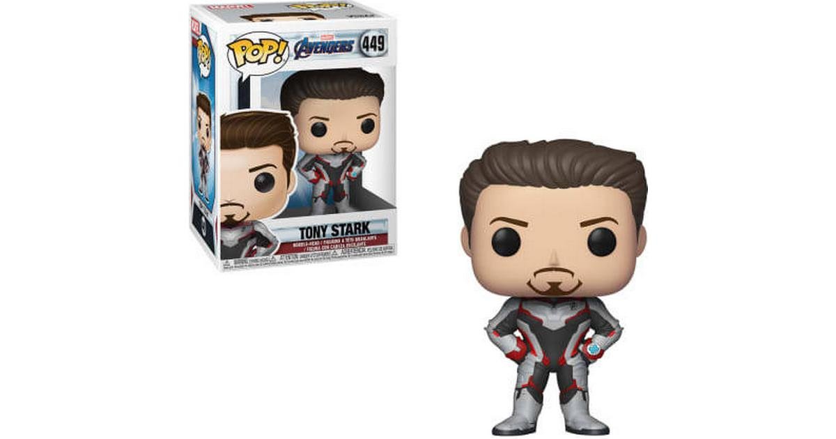Venomized Iron Man Figurine Marvel Pop 10 cm Venom