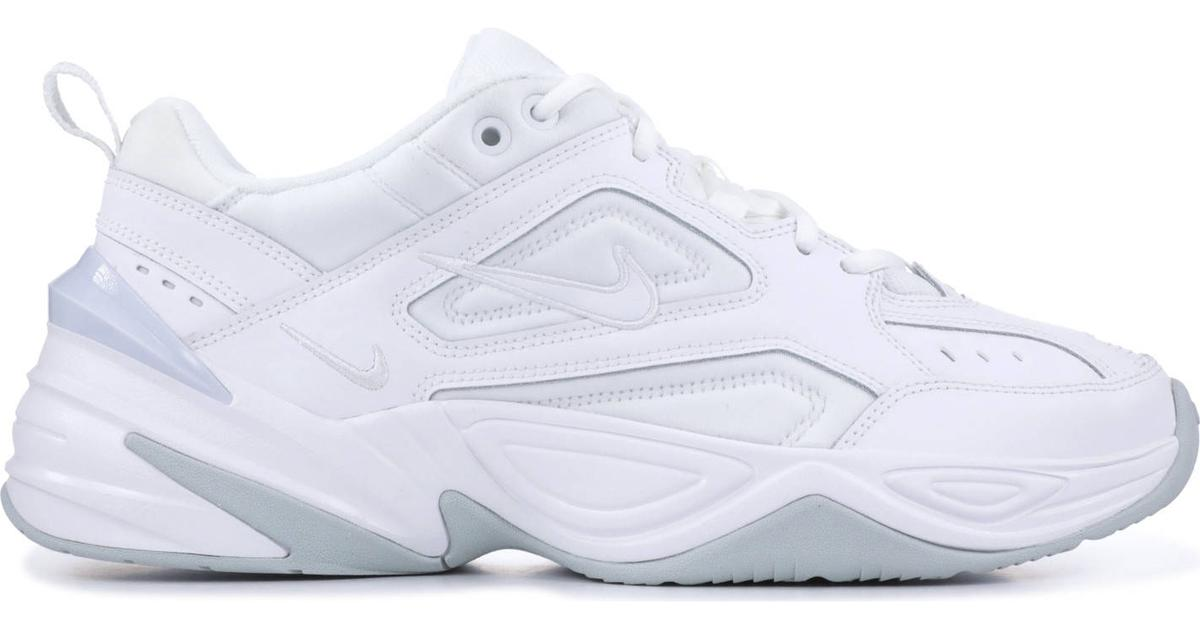 Nike M2K Tekno M - White/Pure Platinum