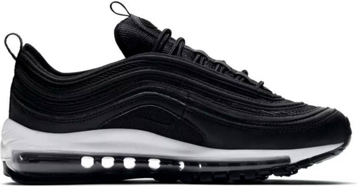 orificio de soplado Deseo Estudiante  Nike Air Max 97 W - Black • Find prices (3 stores) at PriceRunner »