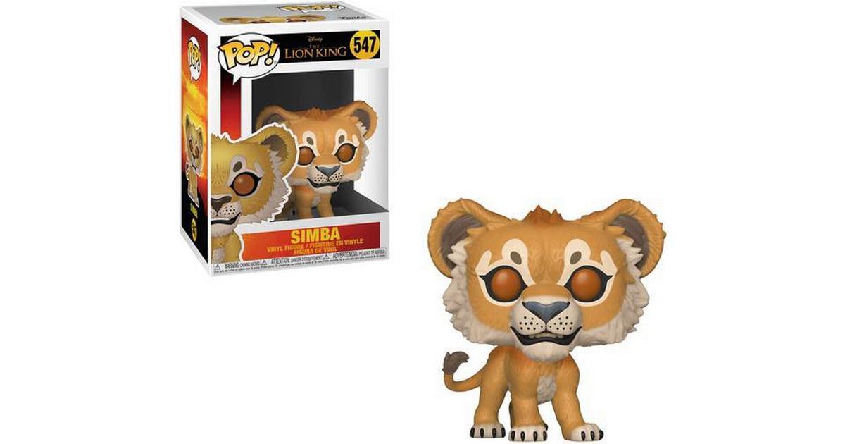 Funko Pop Disney The Lion King 2019 Simba