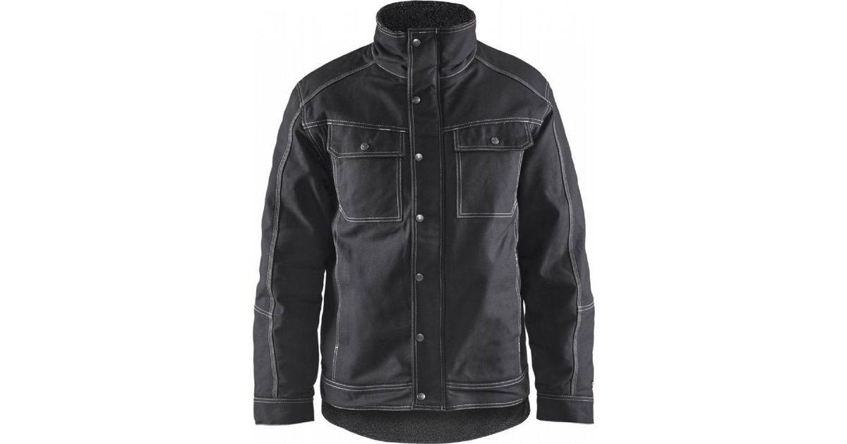4815 Blaklader Fleece Lined Winter Jacket