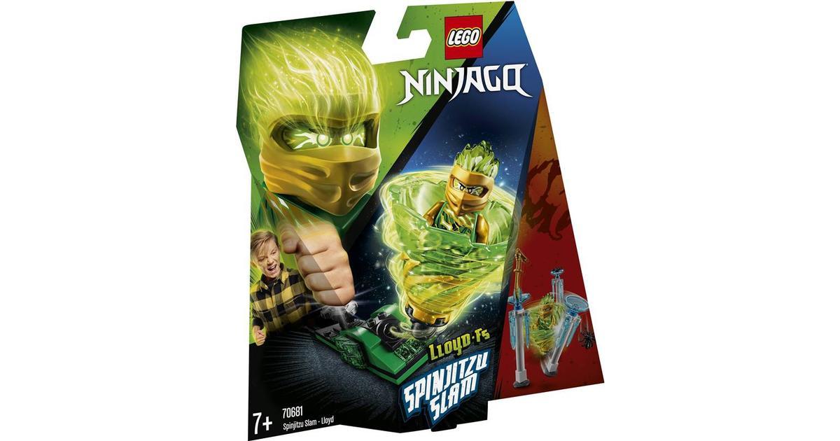 ad3304d1dea85 Lego Ninjago Spinjitzu Slam Lloyd 70681 - Compare Prices - PriceRunner UK