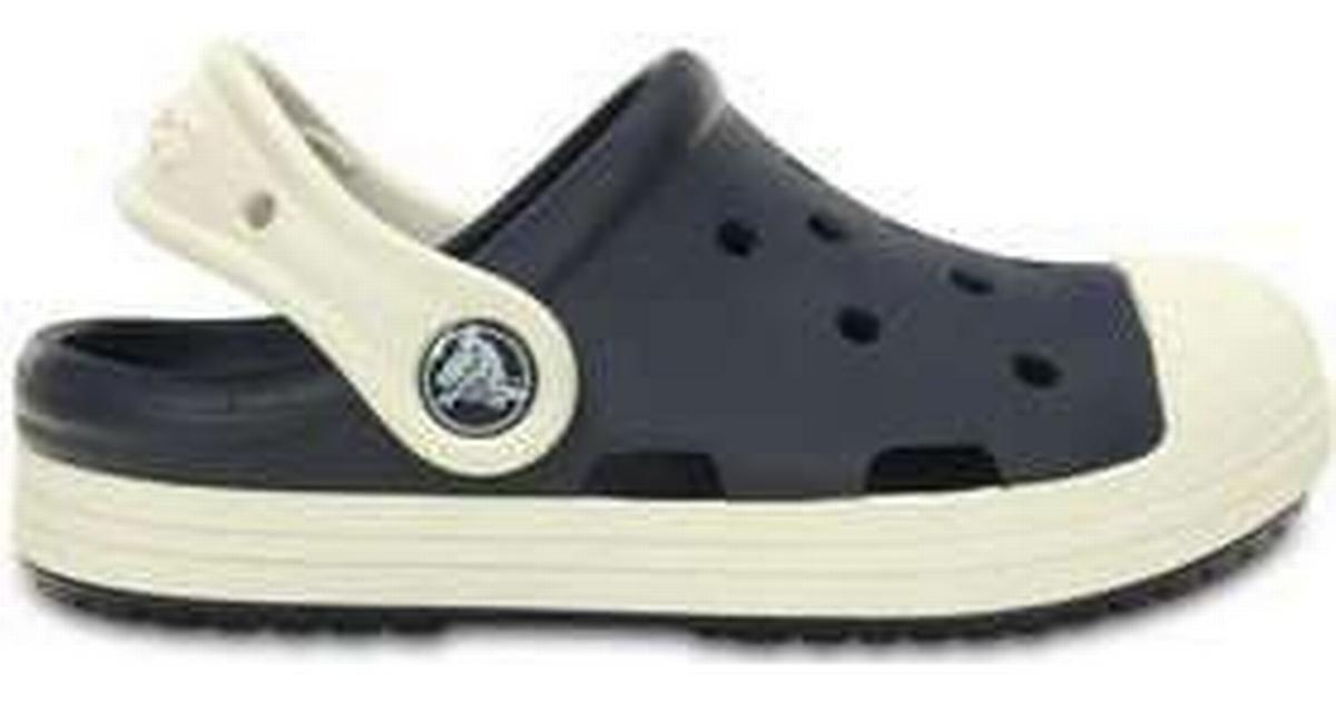 Crocs Toddler Bump It Clog Navy//Oyster US Toddler Size 10