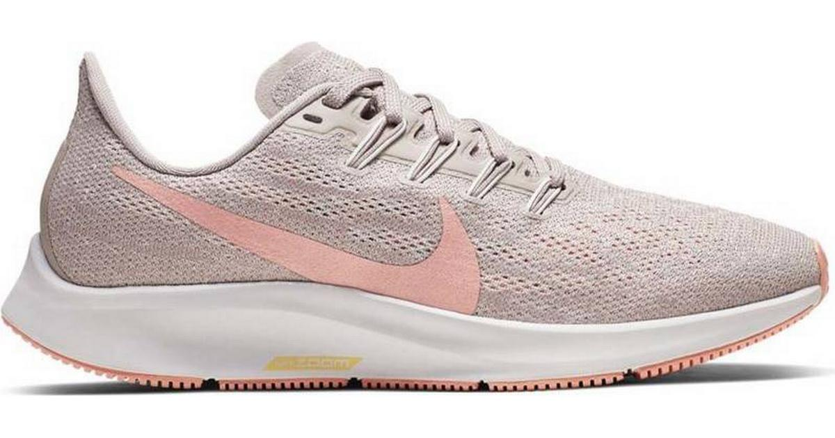 nike pegasus grey pink