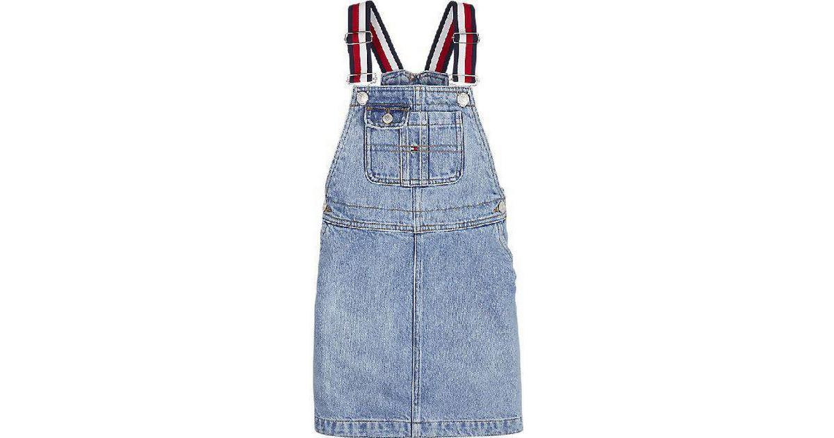 dungaree dress tommy hilfiger