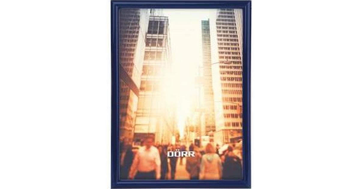15x20cm New York Red Photo Frame
