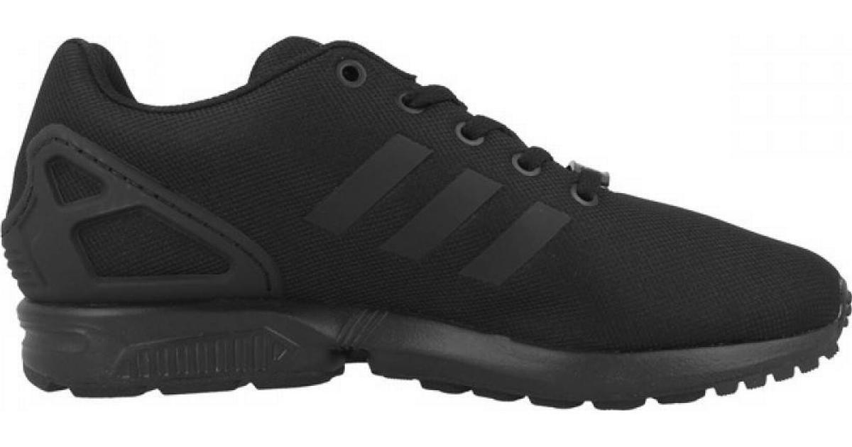 Adidas Junior ZX Flux - Core Black