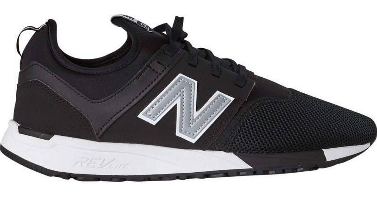 New Balance 247 M - Black with Silver