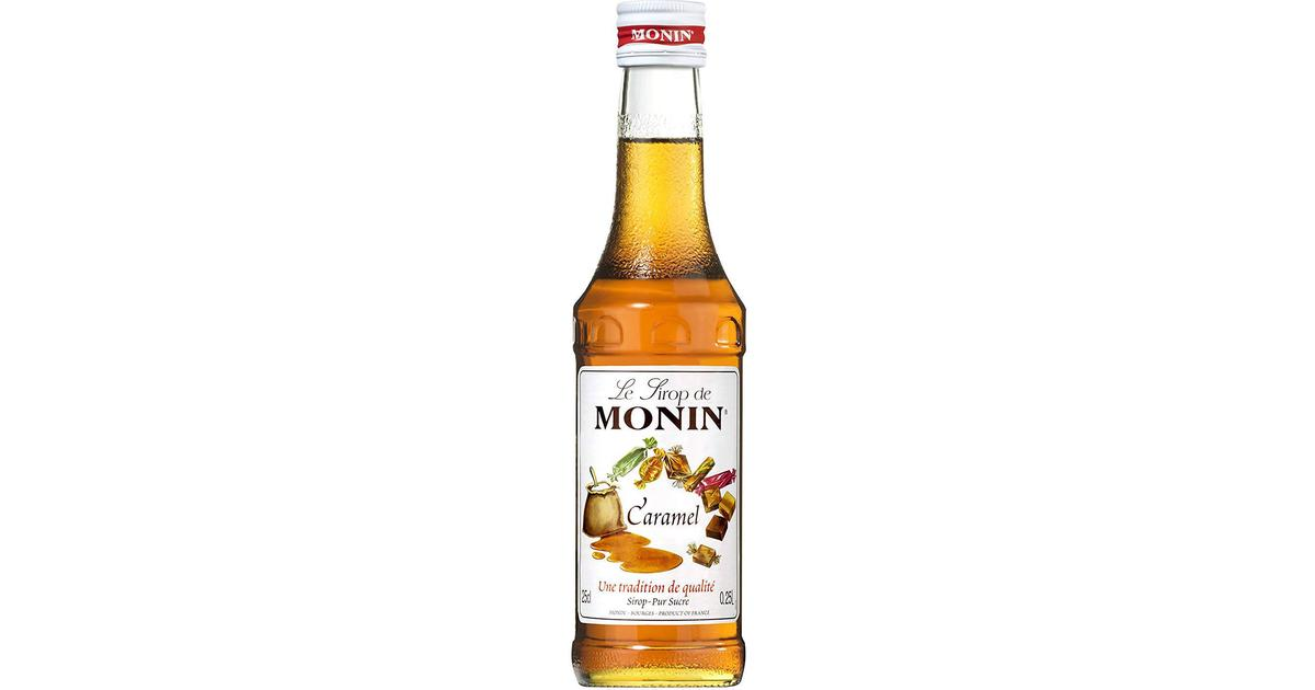Monin Caramel Syrup Find Lowest Price 4 Stores At Pricerunner