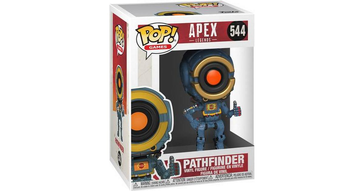 43289 Multicolour Pop Games Apex Legends-Pathfinder Collectible Toy Funko