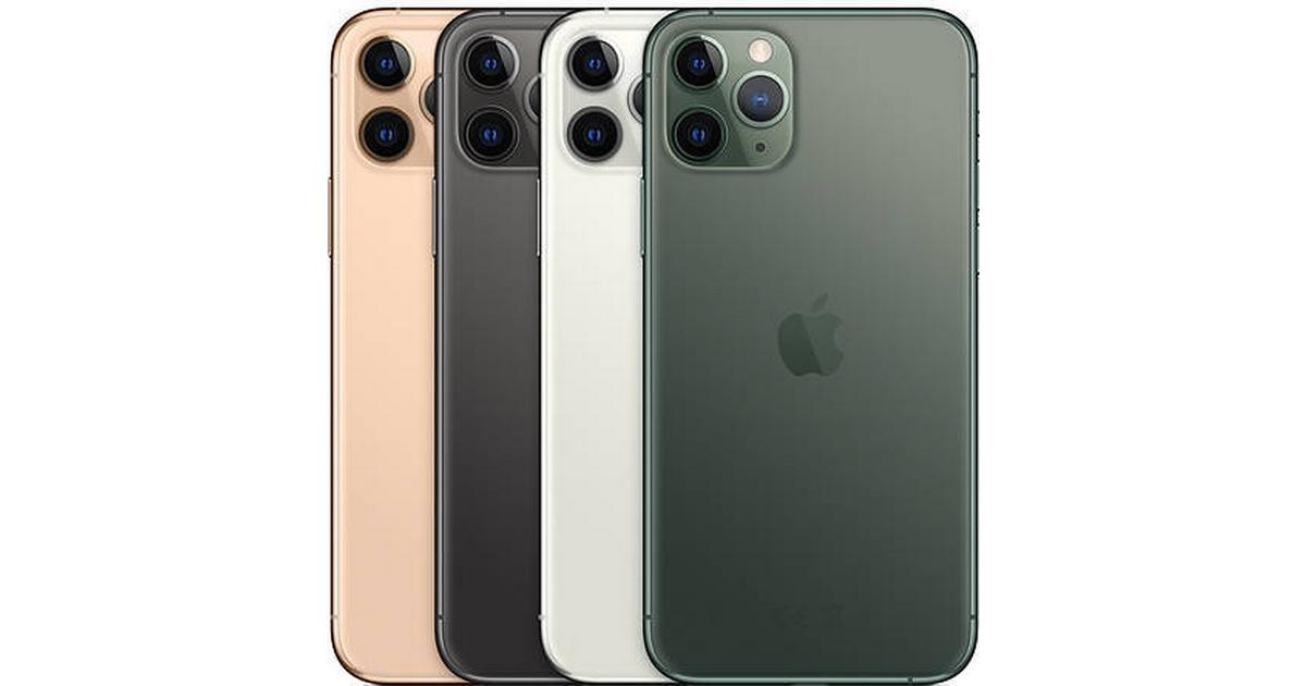 Apple iPhone 11 Pro 256GB • Find prices (35 stores) at PriceRunner »