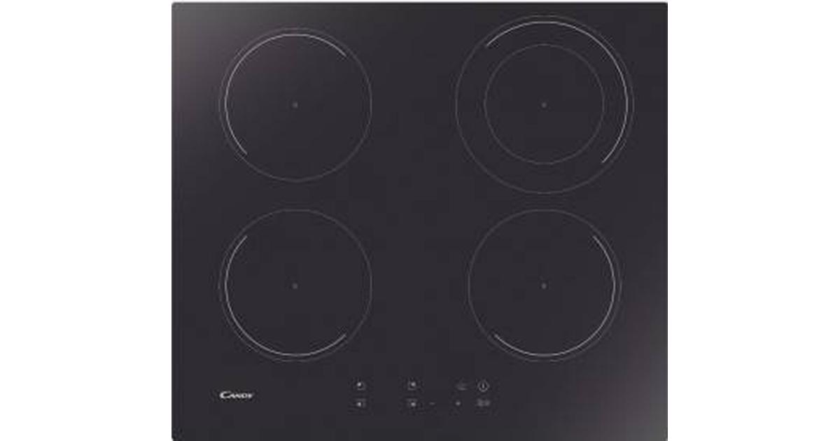 hardwired 25amp 60cm Candy CI642CC Induction Hob Built-in