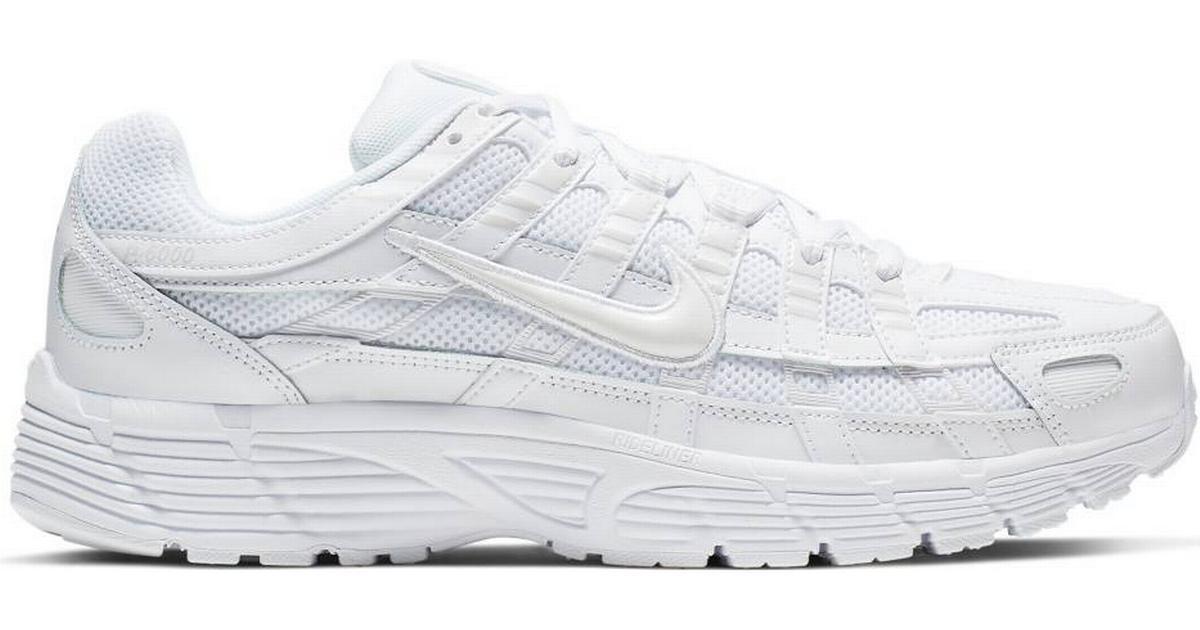 Credencial confiar juego  Nike P-6000 M - White/Platinum Tint • Compare prices (2 stores) »