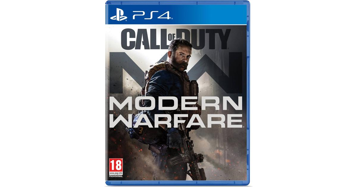 Call Of Duty Modern Warfare Ps4 Game Compare Prices 27 Stores