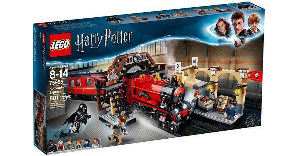 LEGO 75955 Harry Potter Hogwarts Express Train Toy Wizarding World Fan Gift,...