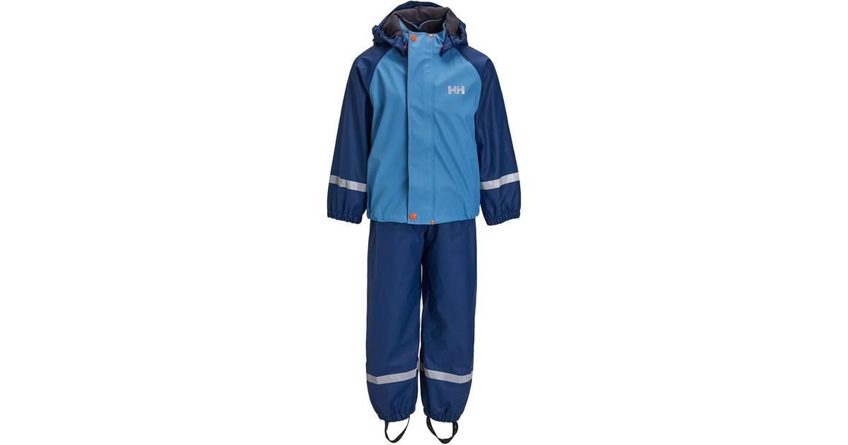 Helly Hansen K Bergen Pu Waterproof Rainset Jacket and Pants
