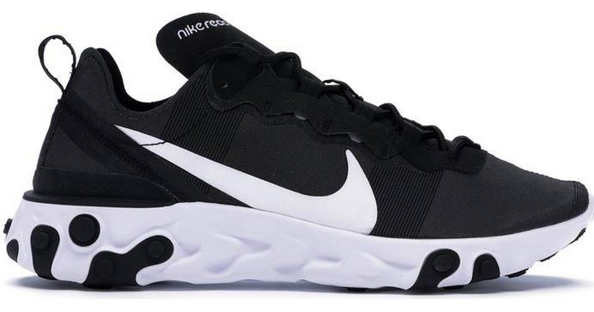 Nike React Element 55 M - Black/White