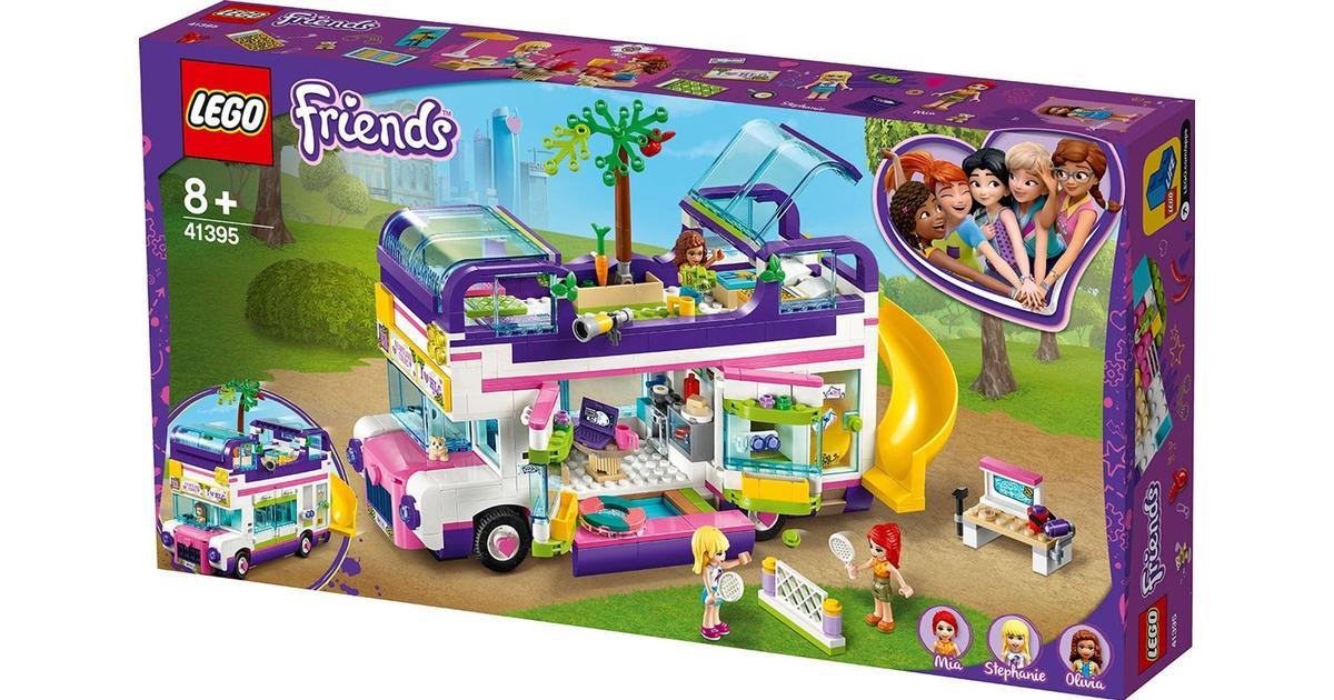 Lego Friends Friendship Bus 41395 Compare Prices 20