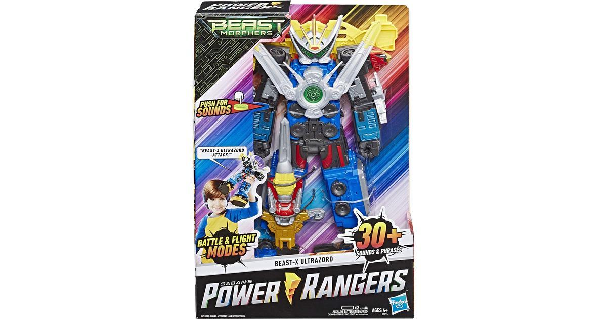 Hasbro e5939-Power Rangers-Beast Morphers figurine Blue Ranger