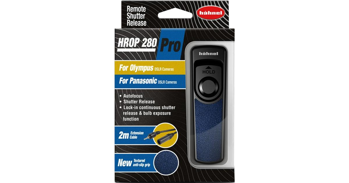 Hähnel hrop 280 pro for Olympus and Panasonic
