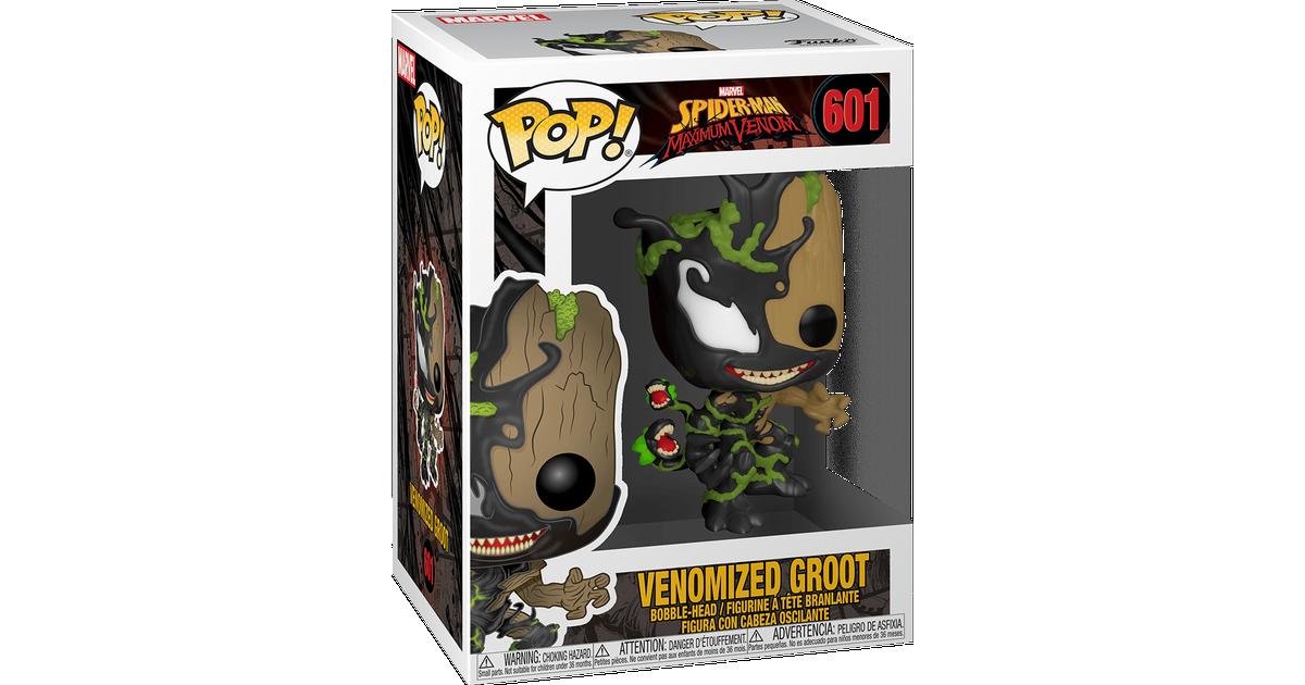 Max Venom Groot Pop 10 cm Figurine Marvel