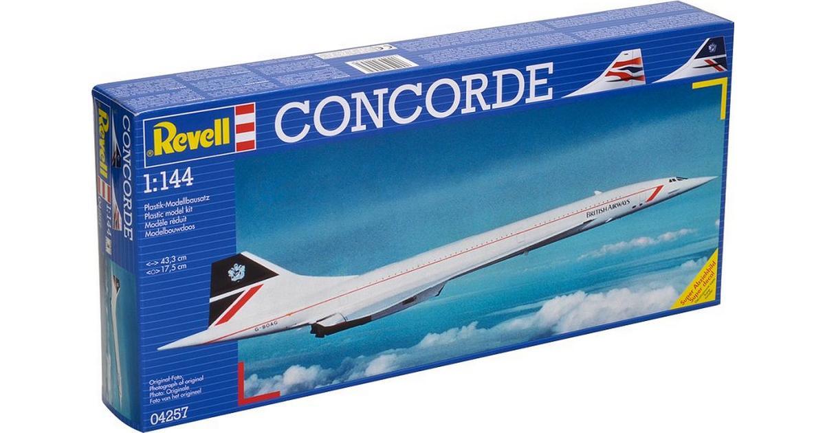 Revell 04257 Concorde British Airways