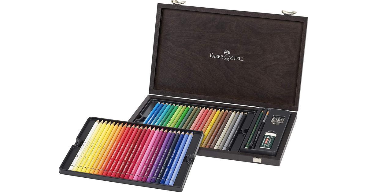 fabercastell albrecht dürer watercolour pencils wooden