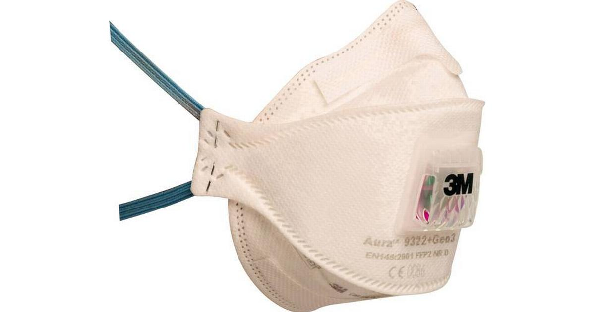 3m face mask 9322