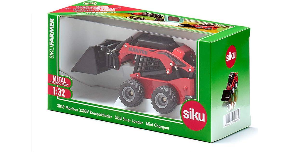 3049 Siku 1:32 Manitou 3300V Kompaktlader
