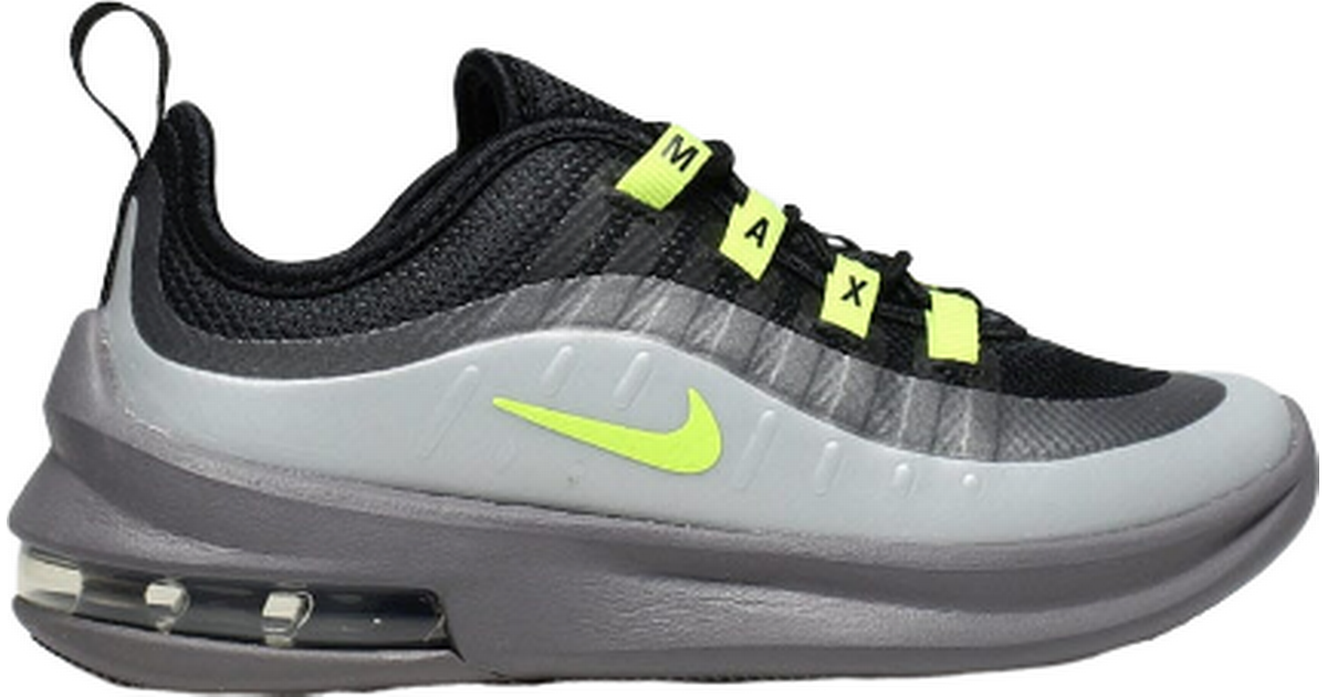 Kids Nike Air Max Axis TD Nike Air Max Axis TD - Black & Gunsmoke • Compare prices now »