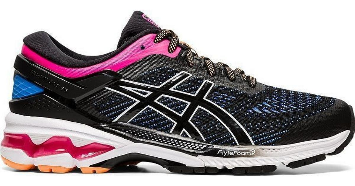 Asics Gel-Kayano 26 W - Black/Blue Coast