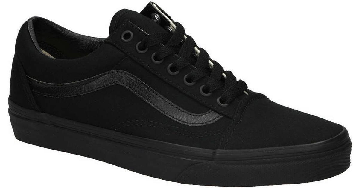 Vans Old Skool - Black • Find lowest
