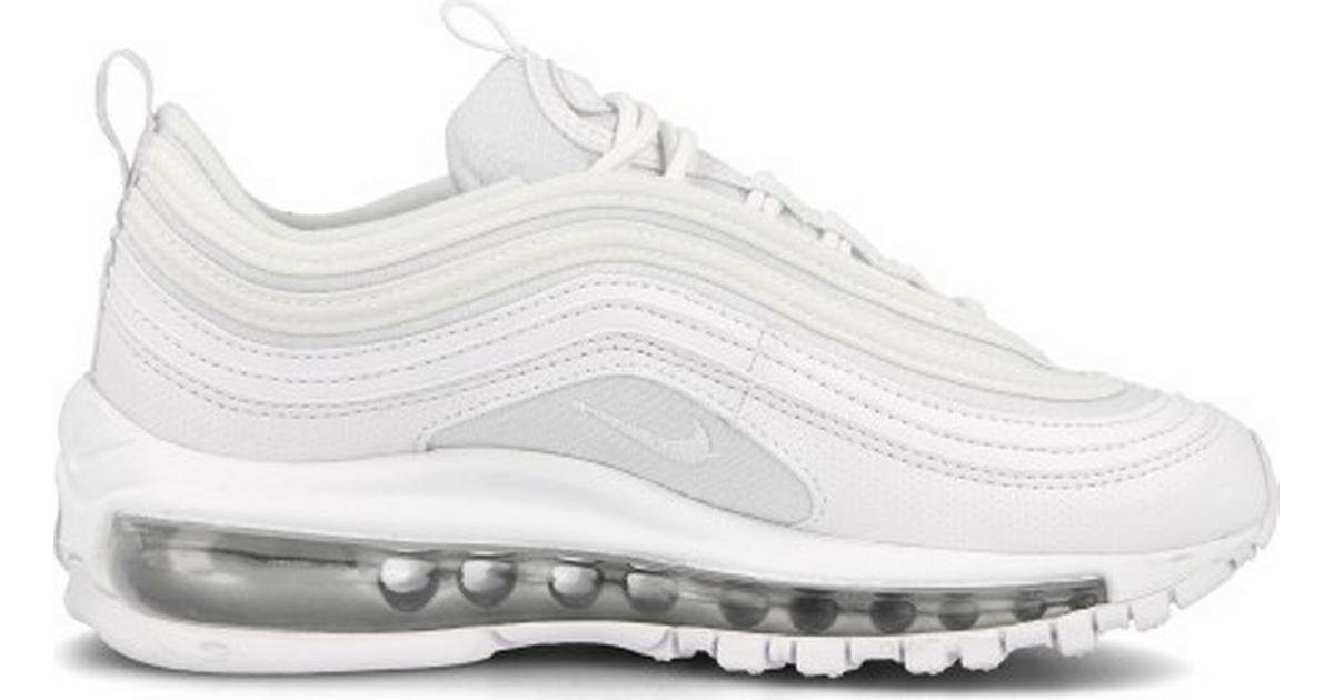 autoridad Practicar senderismo Dempsey  Nike Air Max 97 GS - White/Metallic Silver/White • Compare prices now »