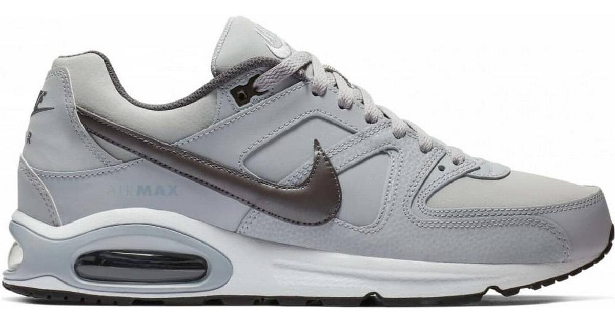 Envío Fabricación Levántate  Nike Air Max Command M - Wolf Grey/Black/White/Metallic Dark Grey • Compare  prices »