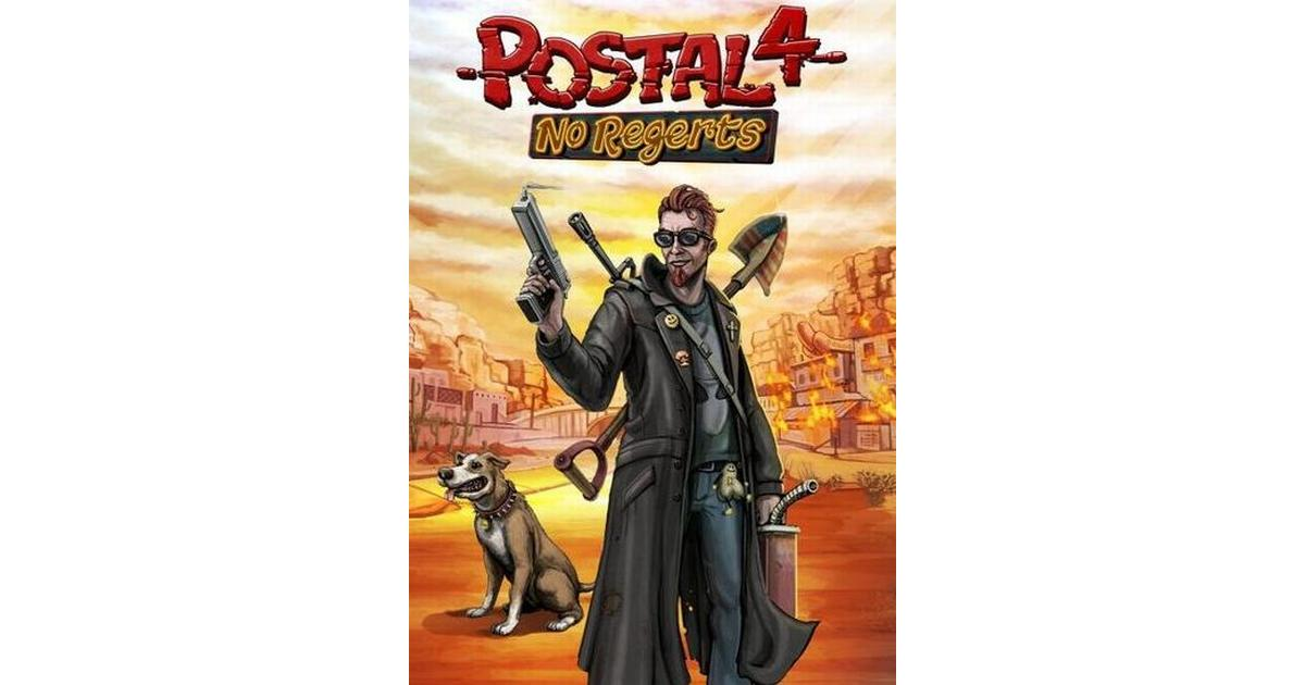 postal 4 no regerts review